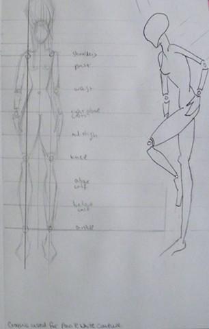 Fashion Design Sketchbook 24