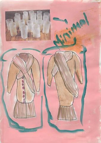 Fashion Design Sketchbook 18