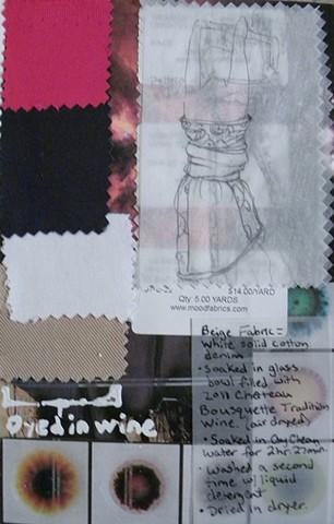 Fashion Design Sketchbook 30