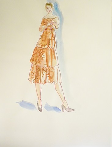 Fashion Illustration 1