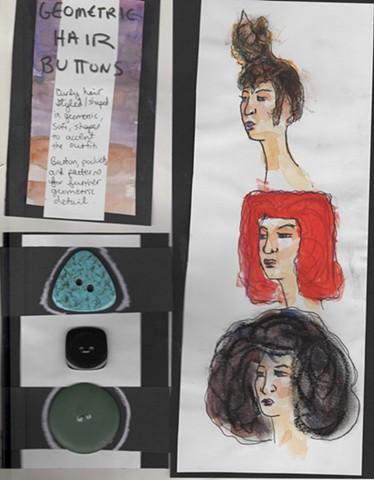 Fashion Design Sketchbook 7