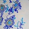 Fabric Study of Fashion Illustration 7