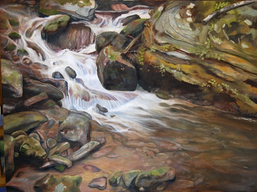 Spirit Waters I