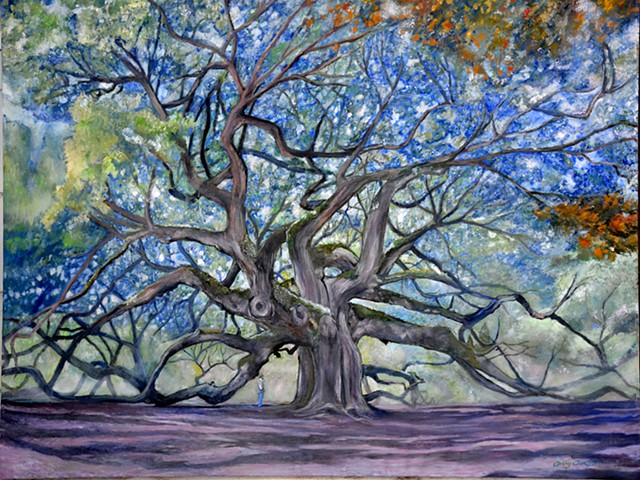 Art of Garry Turpin - The Angel Oak