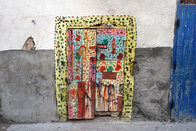 Art Door, Essaouira, Morocco