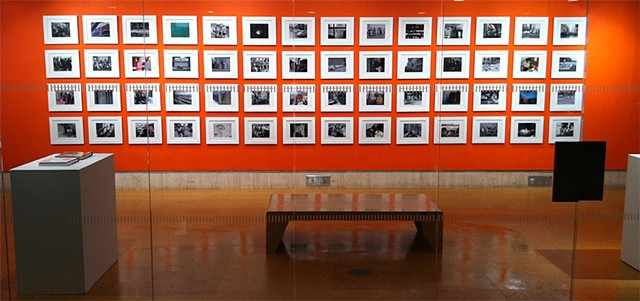 Documentary Photography: Italy/Japan: Installation Image