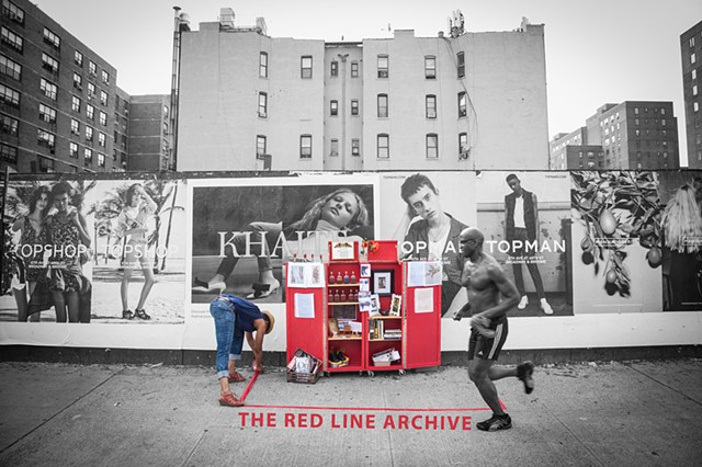 Walis Johnson - The Red Line Archive