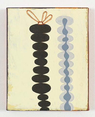 "David Storey, ""Joyous Young Plants,"" 2011 10""x8"""