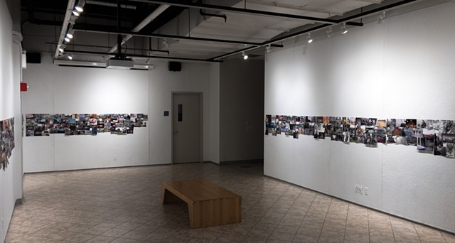 100 Photography Alumni Installation View
