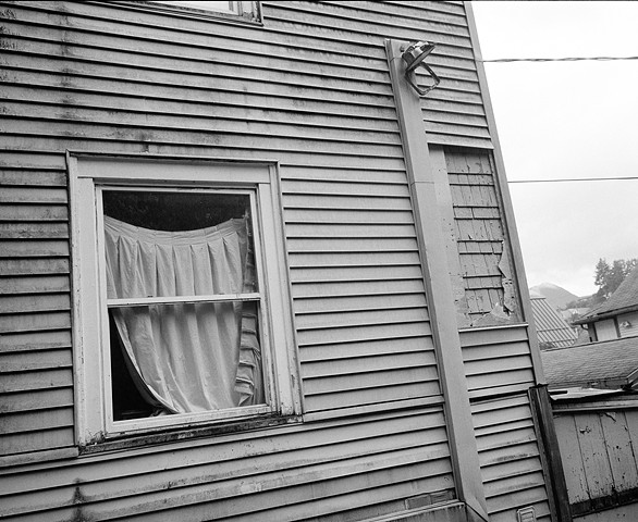 Gastineau Avenue Window, Juneau, Alaska, 2018