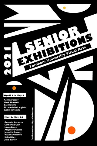 2021 Senior Thesis Exhibitions Part Two