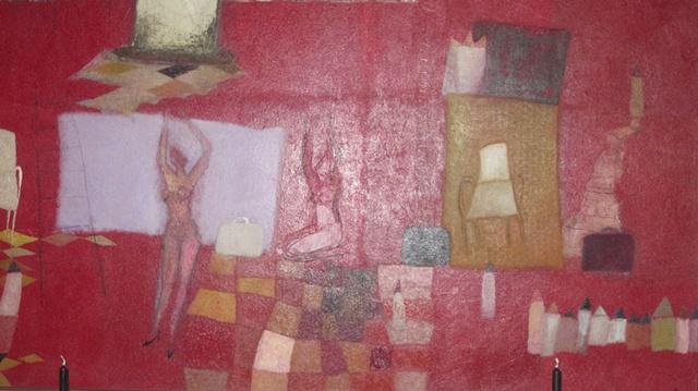 Fatima Tosca  Brazilian Modern Contemporary