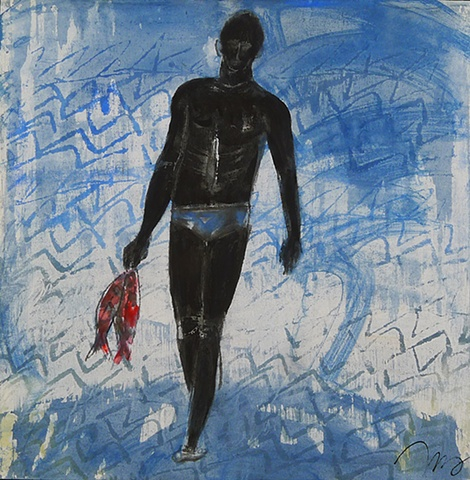 Modern contemporary  Brazilian Art