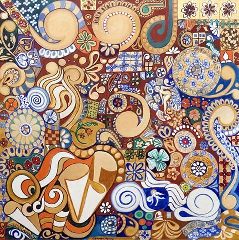 Modern contemporary  Brazilian Art  Brazil art Brazil painters