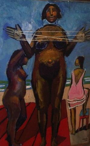 Paintings by Bahia Artists