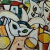 Micareta Nazaré das Farinhas  80 x 60 cm