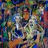 Um Sonho com Musicos de New Orleans (A Dream with New Orleans Musicians)