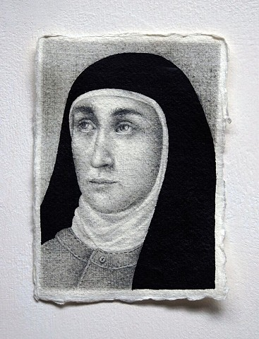Saint Teresa of Avila, Catholic Saint, Christian Art, Catholic Art, Religious Art