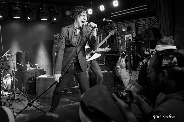 Jesse Malin, rock and roll, east village, New York Live Music,