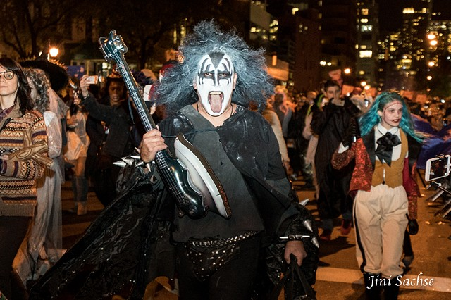 Village Halloween Parade, Halloween, NYC, Halloween New York City