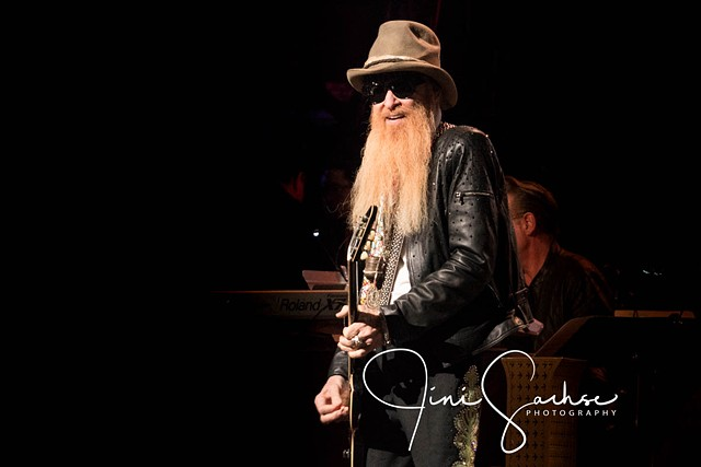 Billy Gibbons, ZZ Top, Live Music, Billy F Gibbons