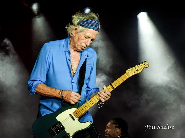 Keith Richards, Rolling Stones, Marseille, No Filter, Guitar God, Keef, Elegantly Wasted
