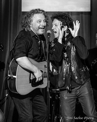 James Maddock and Willie Nile, NYC