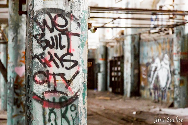 We Built This City: Detroit