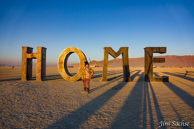 Burning Man 2016 Home