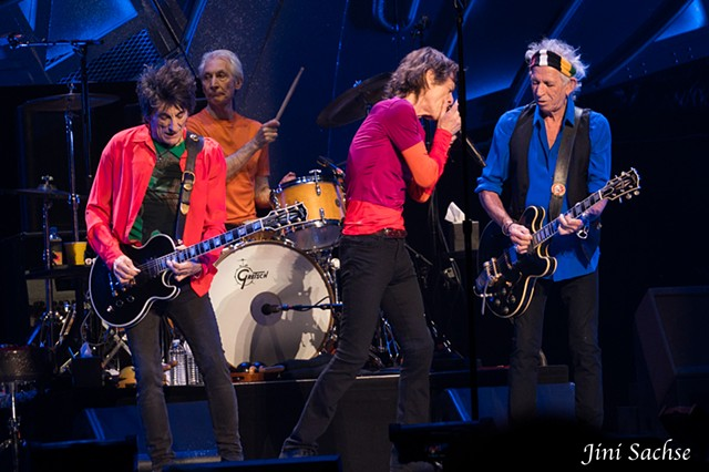 Mick Jagger, Ron Wood, Keith Richards, Charlie Watts, Rolling Stones, Rolling Stones Las Vegas, T-Mobile Arena, Las Vegas, Rock and Roll