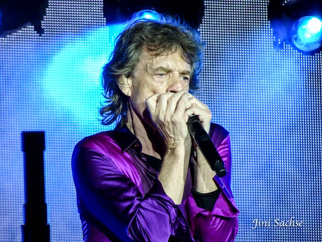 Mick Jagger, Rolling Stones, No Filter, Marseille, Rock and Roll, France