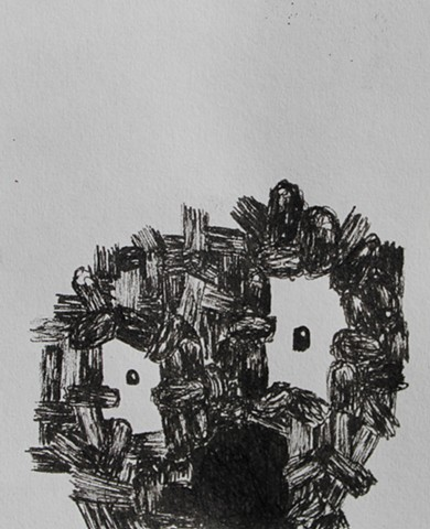 Sketch 162 2013 Drawing of the Day