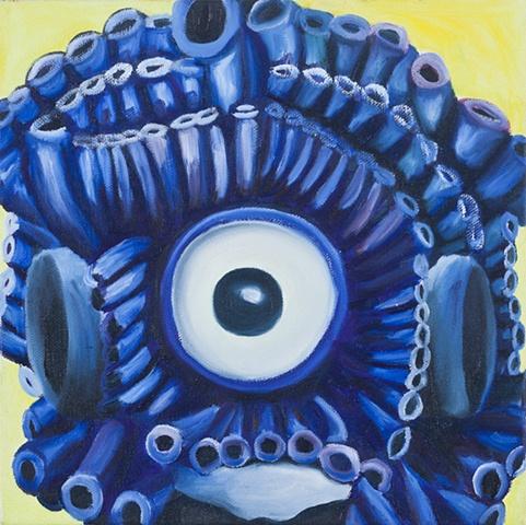 Eye and Tubes