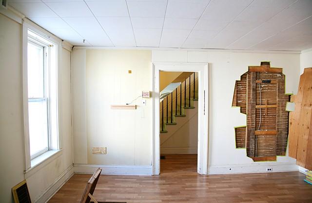architectural intervention
