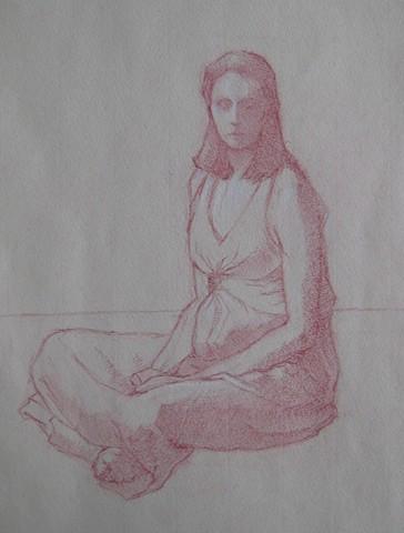 Kaitlyn Sitting