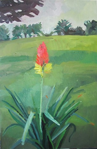 A Flower For Rousseau (sold)