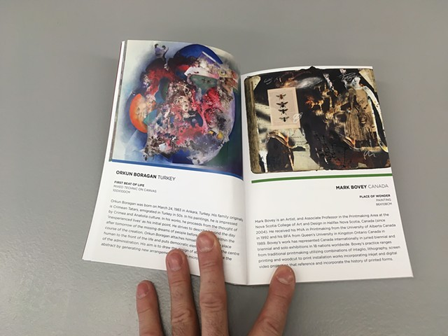 catalogue for Anuma Mundi in Venice