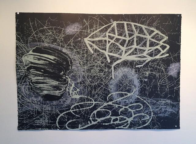 Synapse, World Machine, AP Gallery, Calgary Alberta 2014