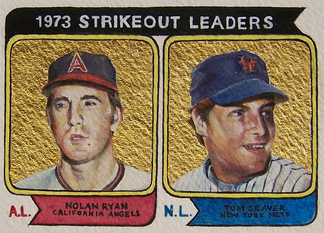 1973 Strikeout Leaders