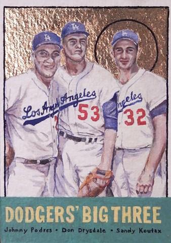 Dodgers Big Three