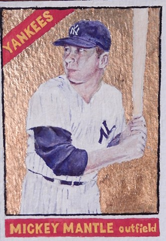 1966 Mickey Mantle