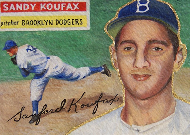 1956 Sandy Koufax
