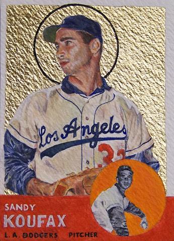 1963 Sandy Koufax