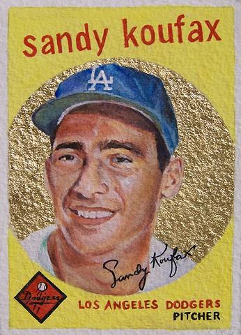 1959 Sandy Koufax