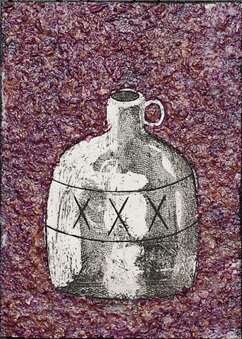 Jug (red cabbage)