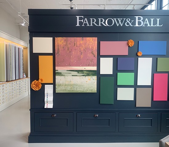 """Colour by Nature"" at Farrow & Ball"
