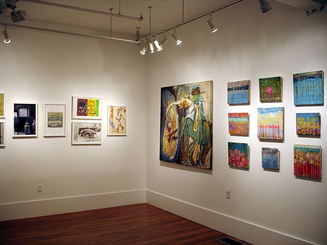 Early/recent work at artStrand Gallery