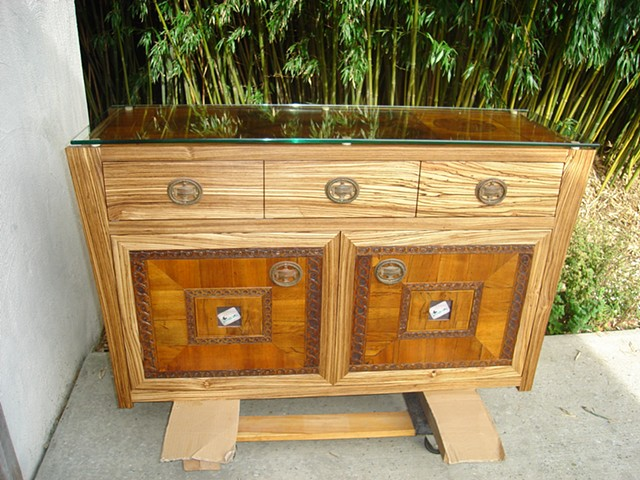 Commission antique/modern sideboard