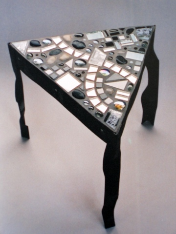 mosaic table 2