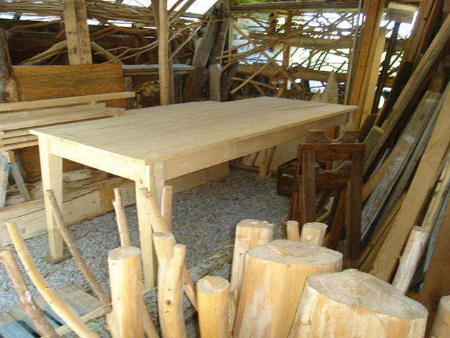 "Now carrying Farm to Table ""Tables"""